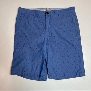 Original Penguin Shorts Blue Size 30
